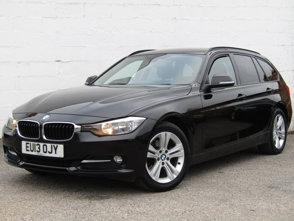 used BMW 320d Sport Touring Auto in suffolk