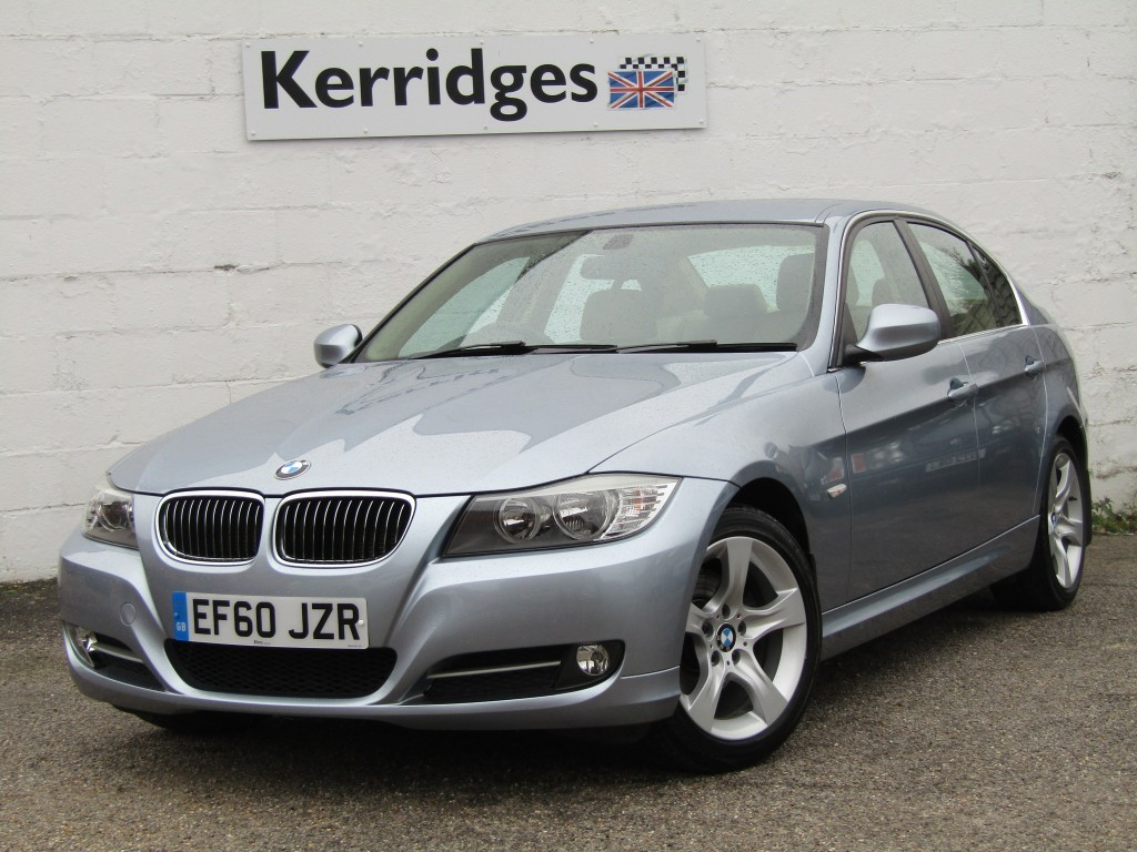 used BMW 320d Exclusive Edition [184] 4 door in suffolk