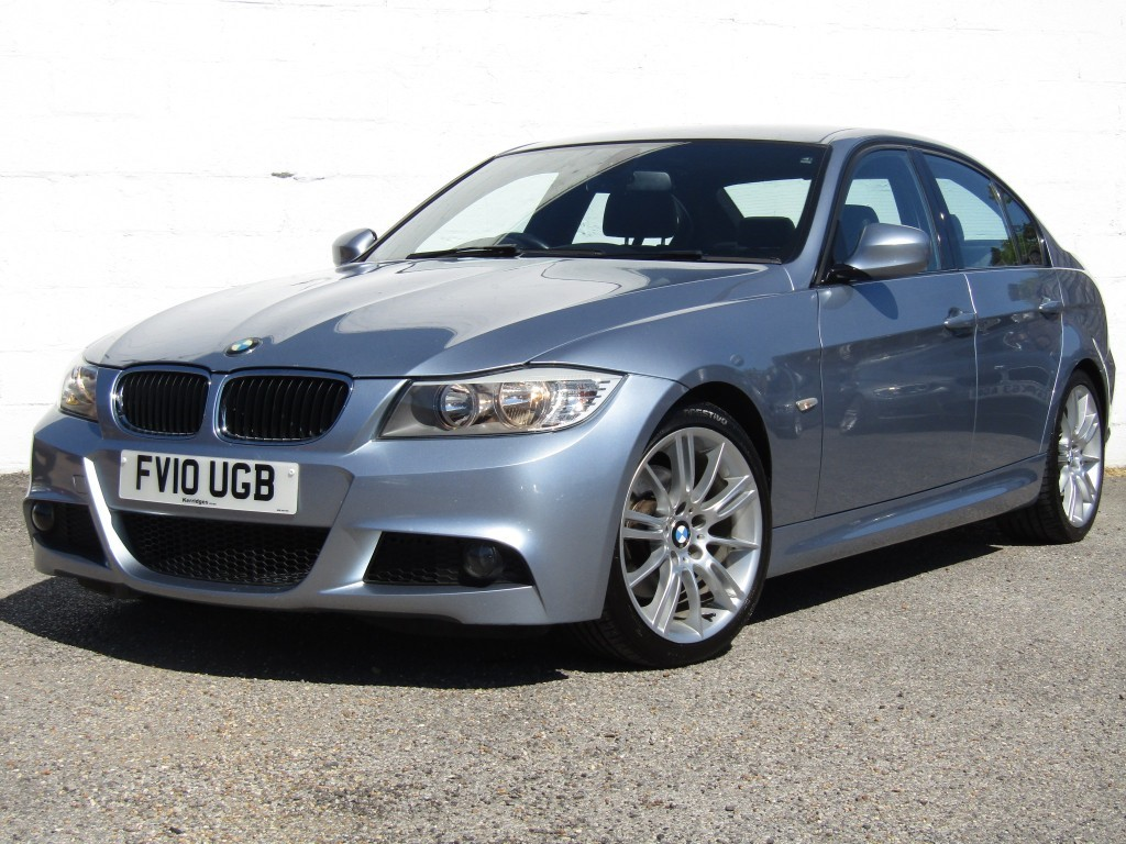 used BMW 320d 320d M Sport Business Edition Auto in suffolk