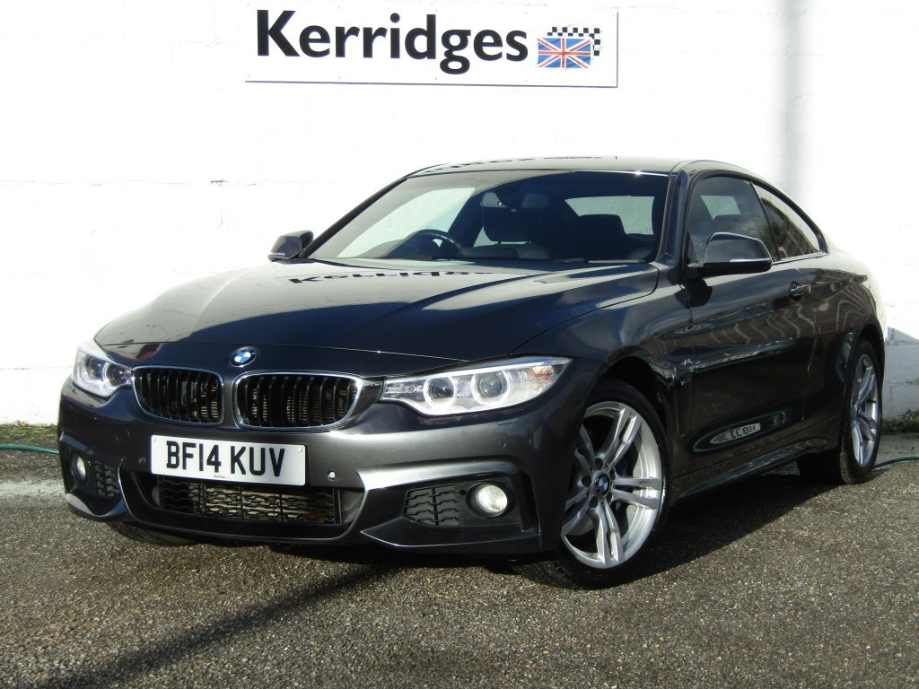 used BMW 420d xDrive M Sport Auto Coupe in suffolk