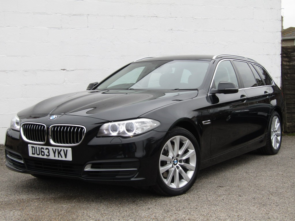 used BMW 520d SE Auto Touring in suffolk