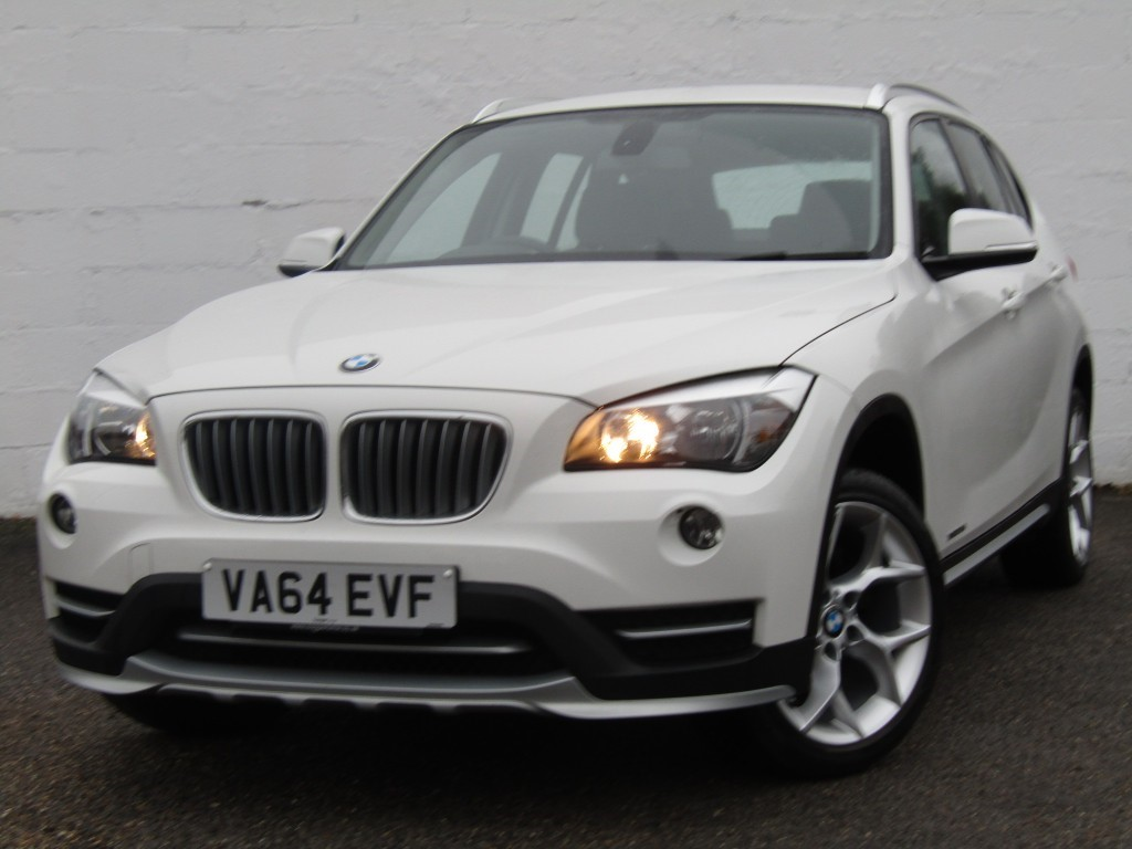 used BMW X1 xDrive20d xLine Auto 5 door in suffolk