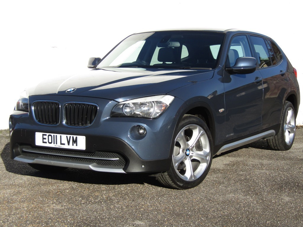 used BMW X1 SDrive18d SE in suffolk