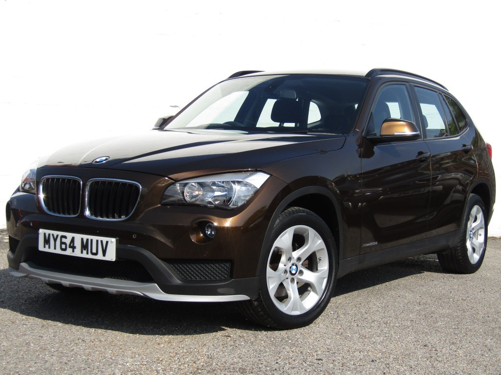 used BMW X1 xDrive20d SE Auto 5 door in suffolk