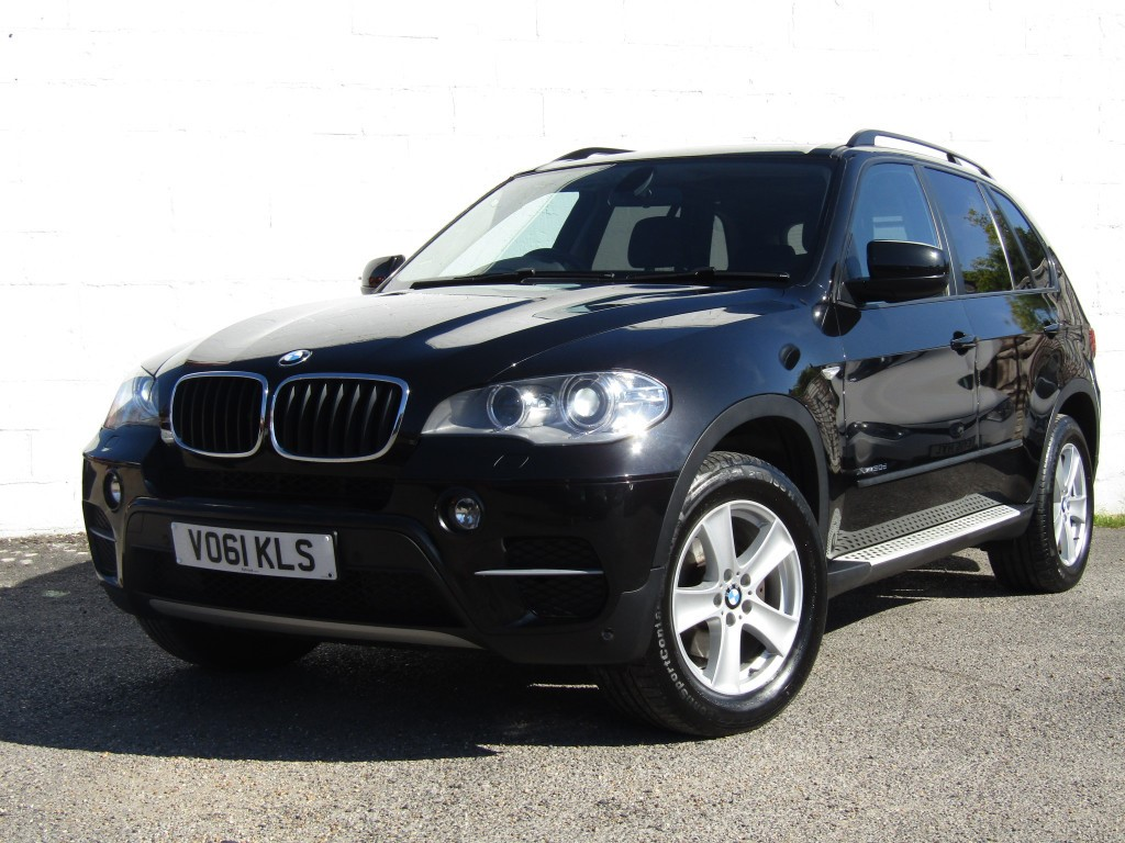 used BMW X5 xDrive30d SE Auto 5 door in suffolk