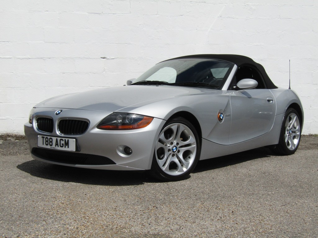 used BMW Z4 2.2i SE Roadster in suffolk