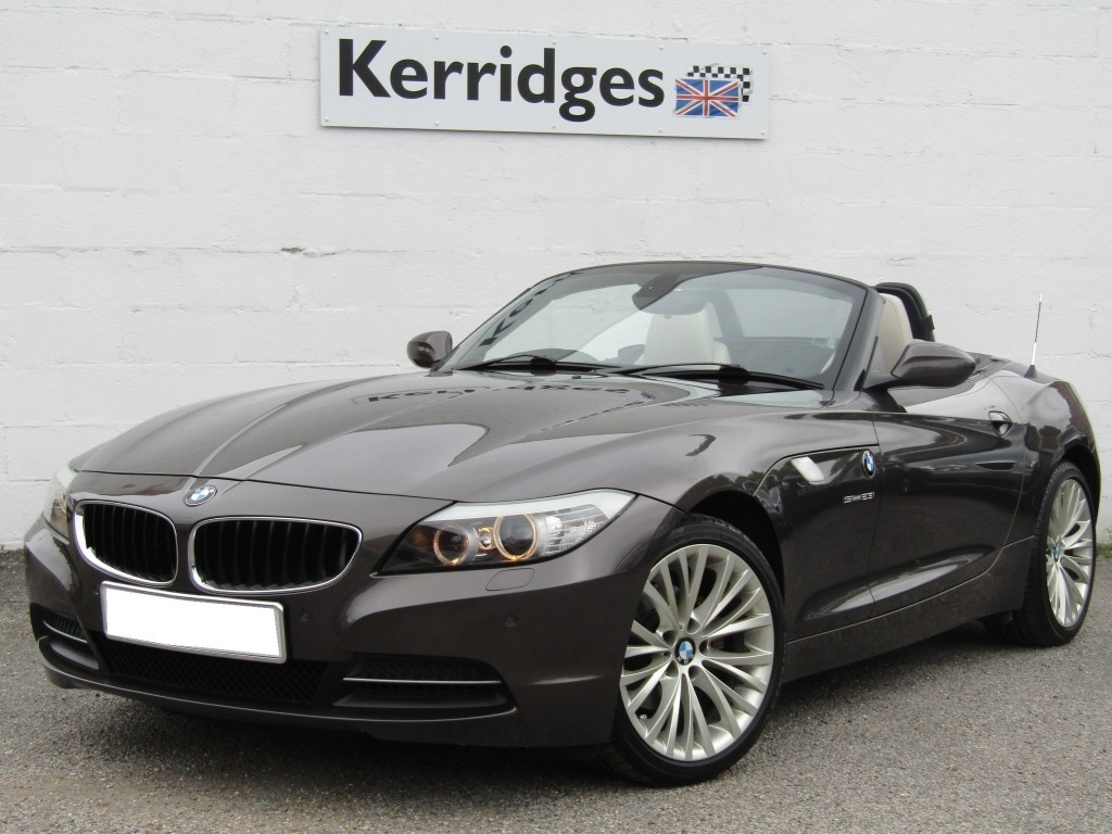 used BMW Z4 2.5i SDrive23i Auto Roadster in suffolk