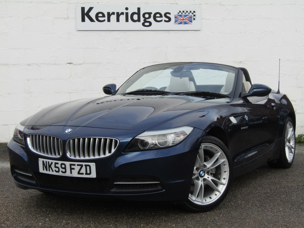 used BMW Z4 sDrive30i Auto Convertible in suffolk