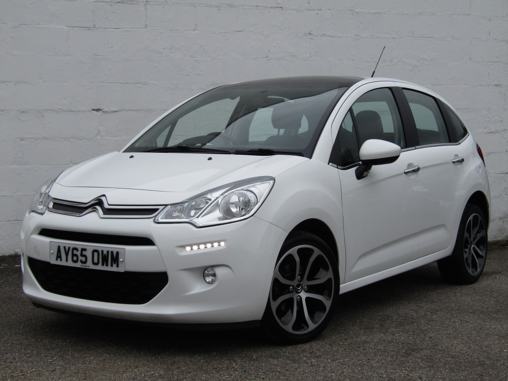 used Citroen C3 1.2 PureTech Selection 5 door in suffolk