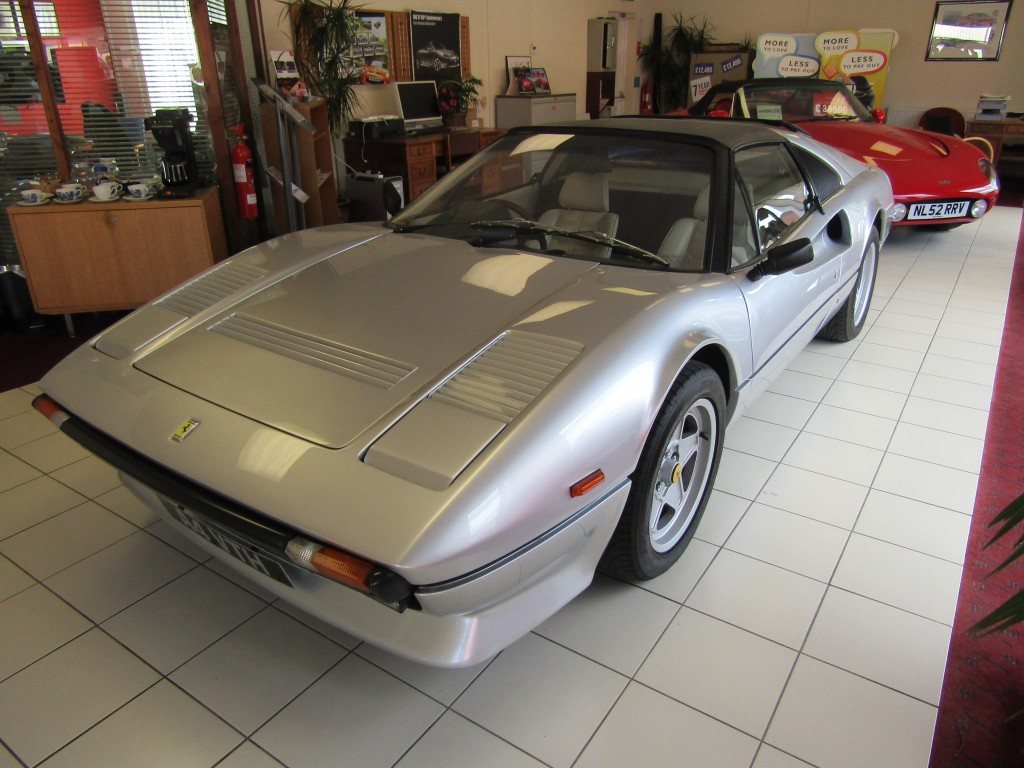 used Ferrari 308 GTS Quattrovalvole in suffolk