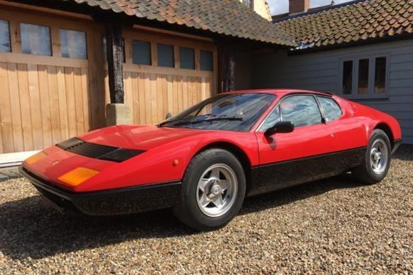 used Ferrari 365 365 GT4 BB in suffolk