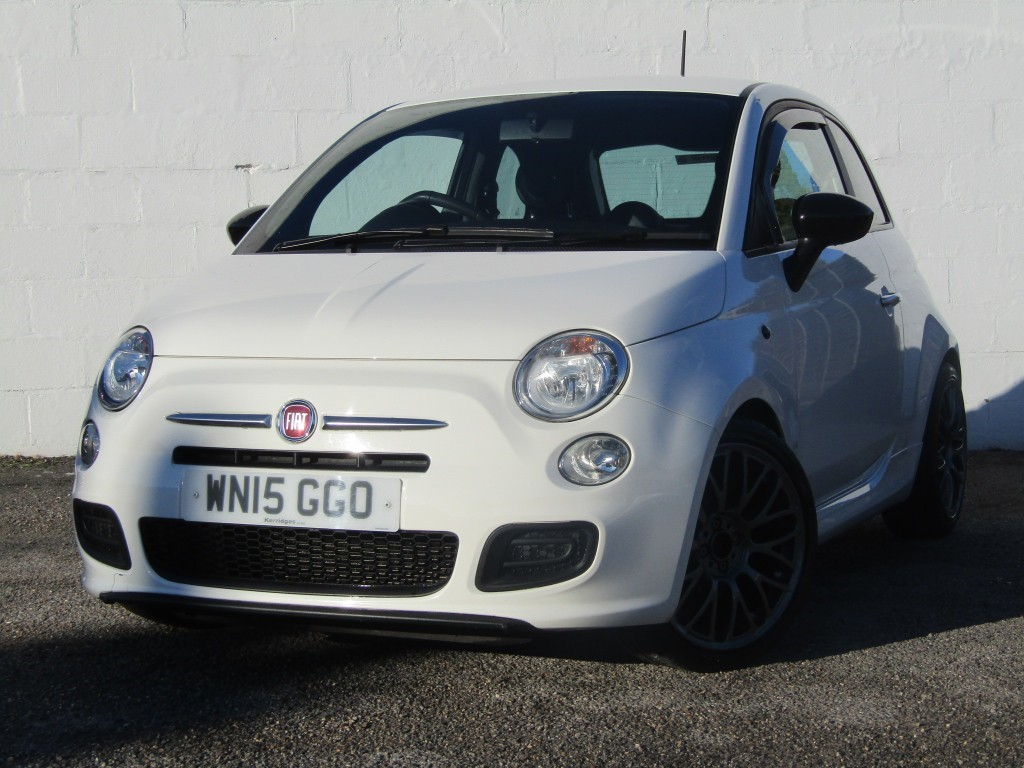 used Fiat 500 1.2 S 3 door in suffolk