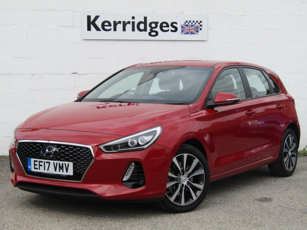 used Hyundai i30 T-GDI SE NAV in suffolk