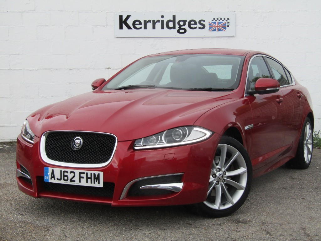 used Jaguar XF 2.2d [200] Sport Auto Saloon in suffolk