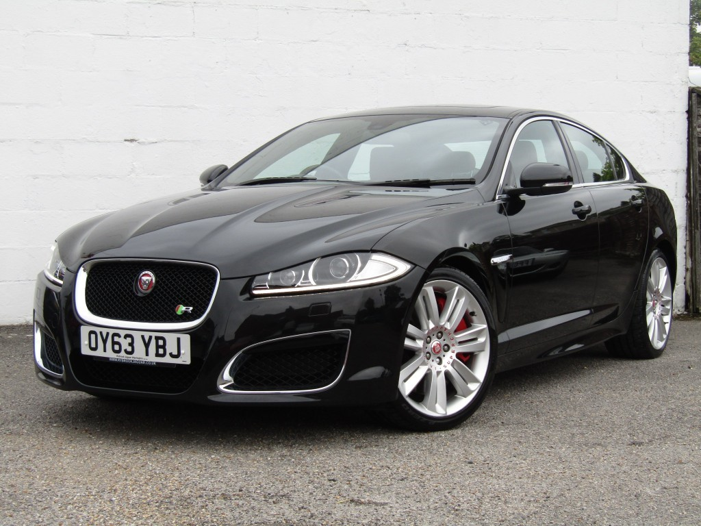 used Jaguar XFR 5.0 V8 R Supercharged Auto in suffolk