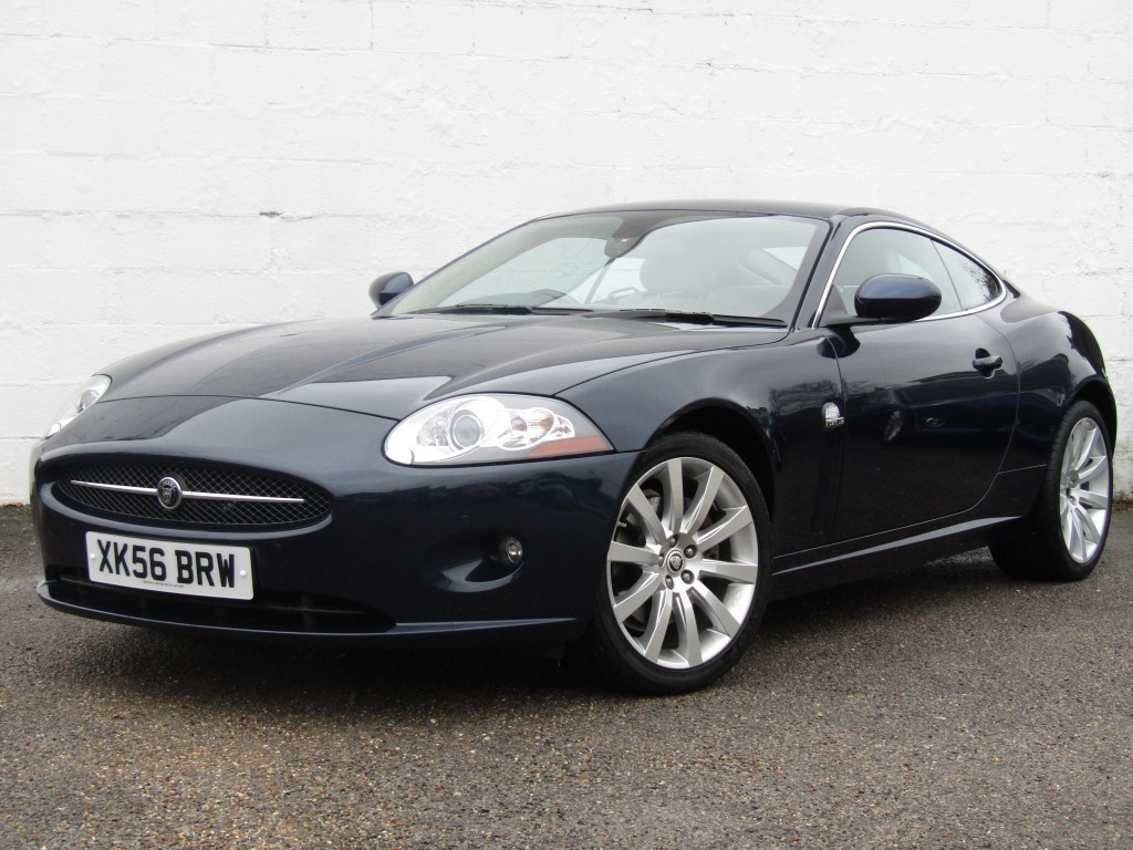 used Jaguar XK 4.2 V8 Auto Coupe in suffolk