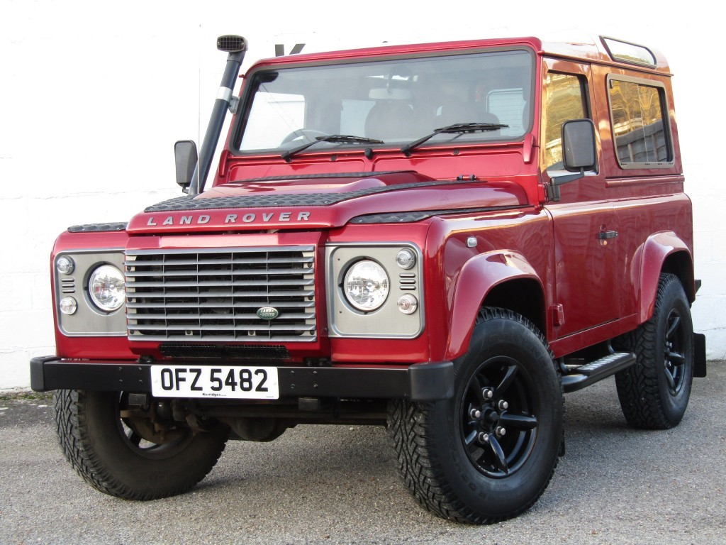 used Land Rover Defender 90 2.2TD XS in suffolk