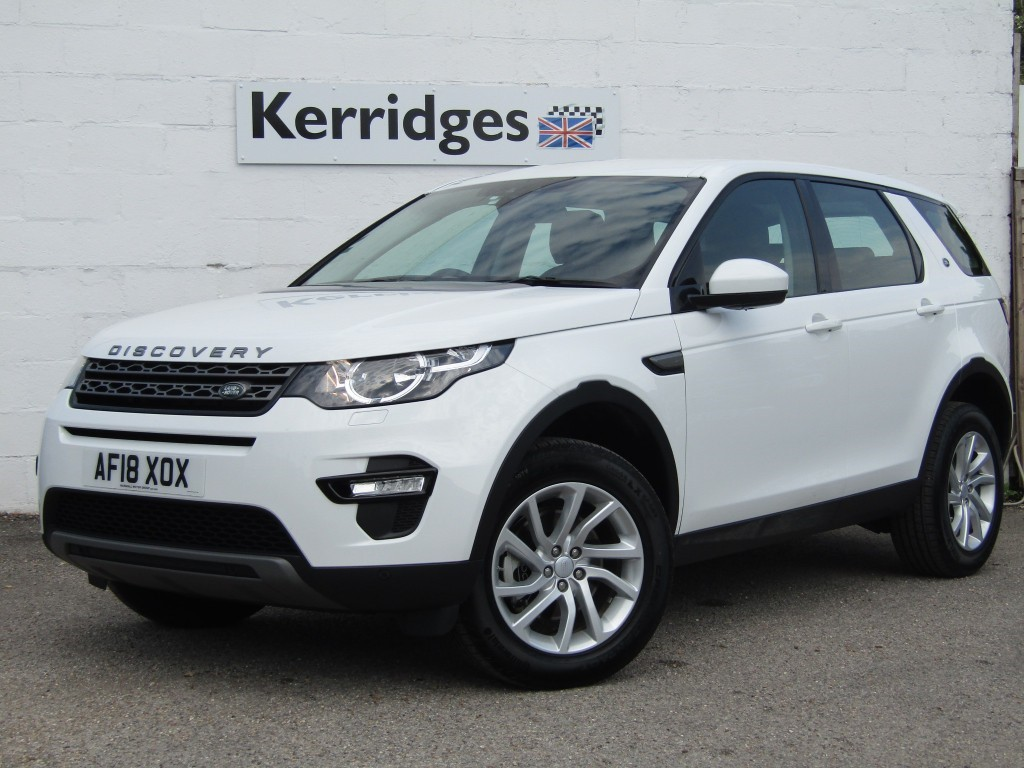 used Land Rover Discovery Sport Si4 SE Tech 5 door in suffolk