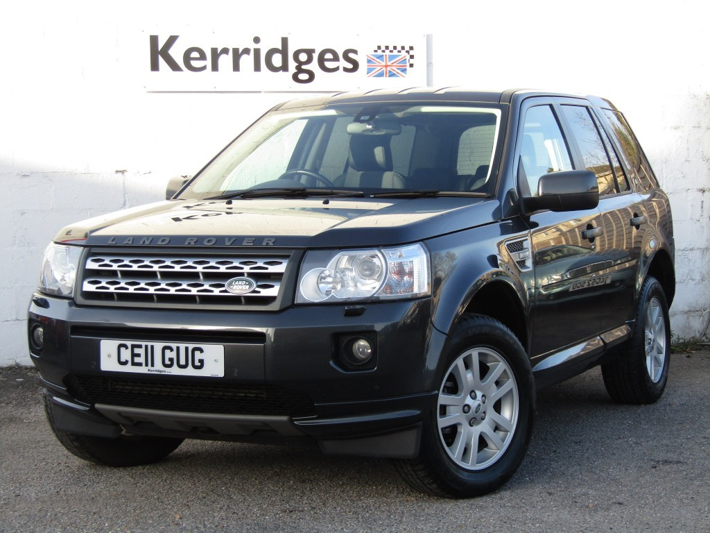 used Land Rover Freelander 2 2.2 Sd4 XS Auto 5 door in suffolk