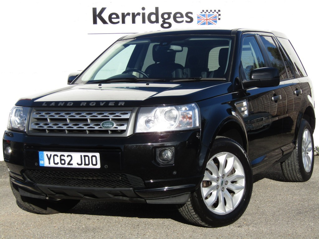 used Land Rover Freelander 2 2.2 Sd4 HSE Auto 5 door in suffolk