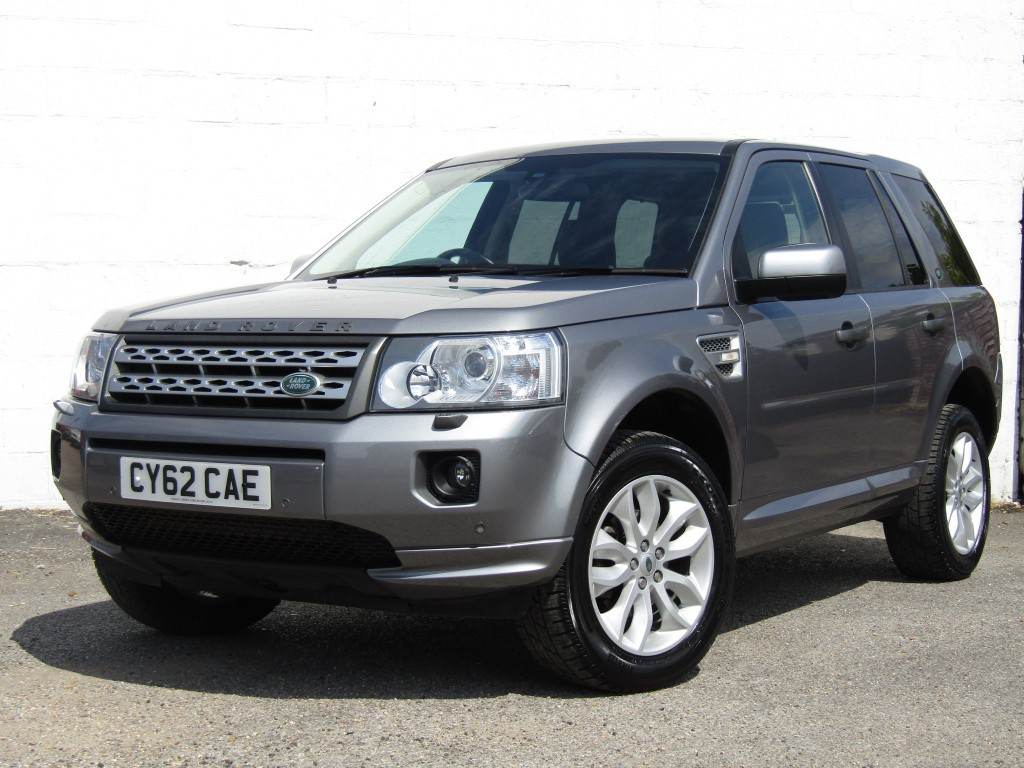 used Land Rover Freelander 2 2.2 Sd4 HSE Auto in suffolk