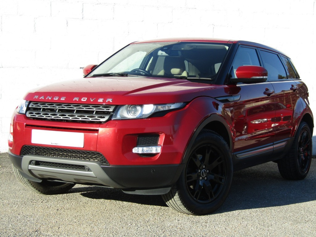 used Land Rover Range Rover Evoque 2.2 Sd4 Pure Tech Auto 4WD 5 door in suffolk