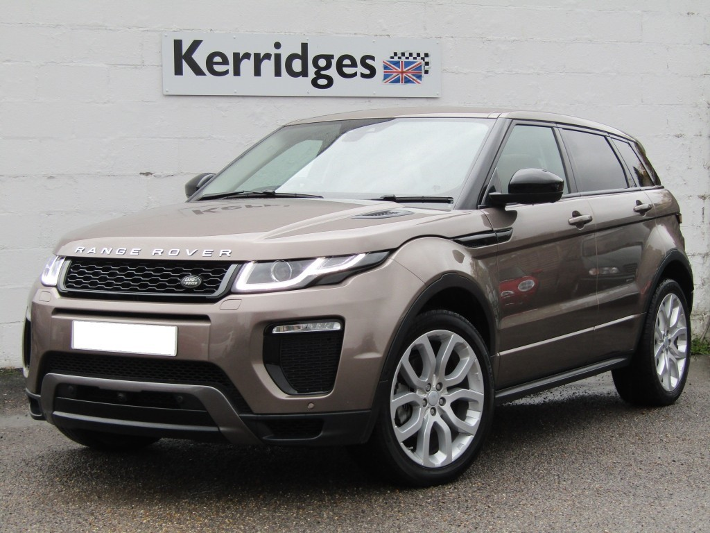 used Land Rover Range Rover Evoque 2.0 Td4 HSE Dynamic Lux Auto 5 door in suffolk