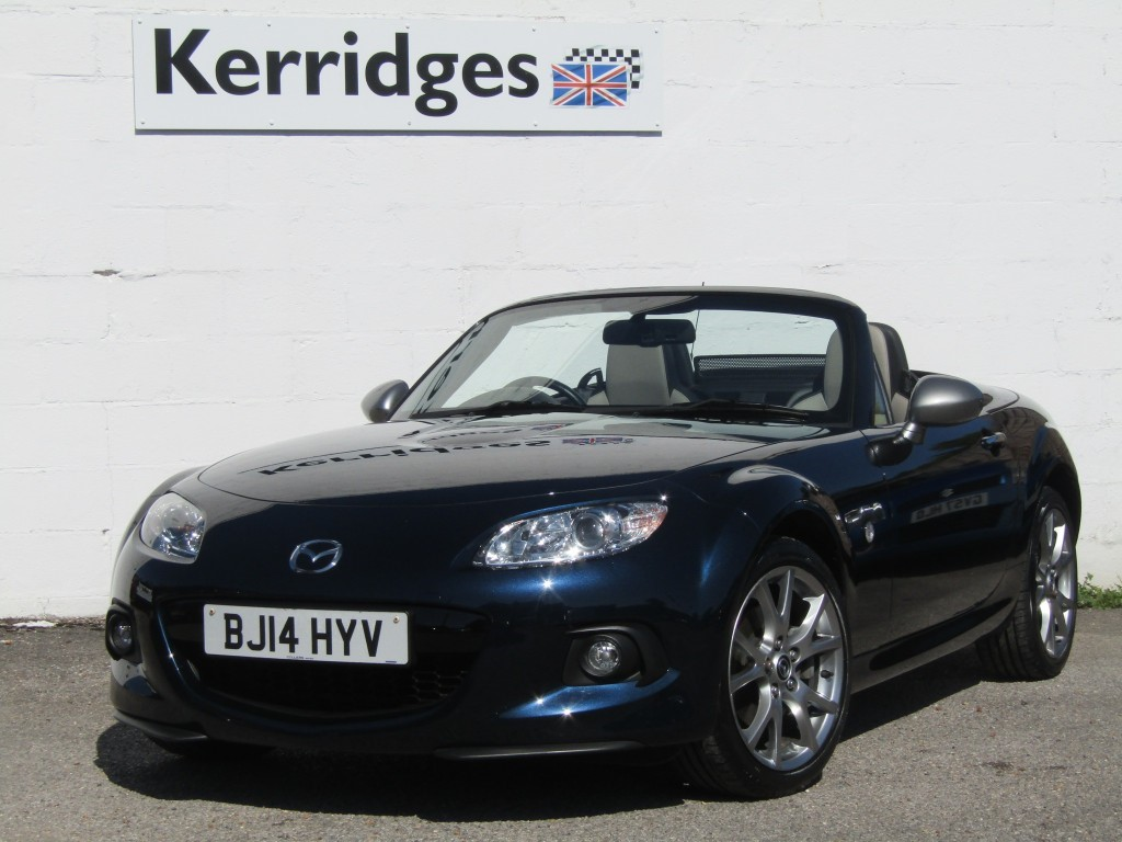 used Mazda MX-5 1.8i Sport Venture Roadster in suffolk