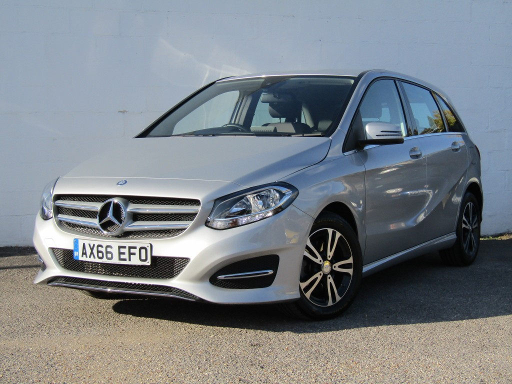 used Mercedes B200 CDI B200 2.2d SE 7G-DCT in suffolk
