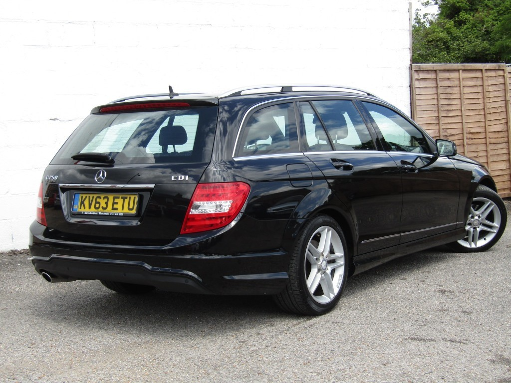 Used Mercedes C250 For Sale | Ipswich, Suffolk