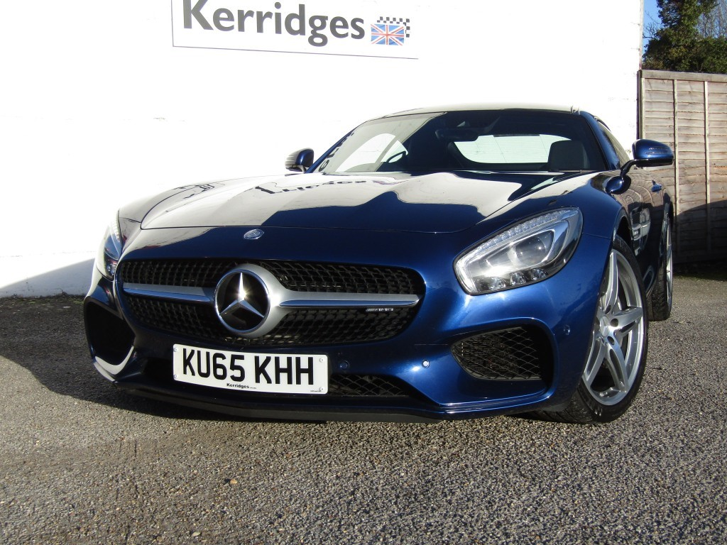 used Mercedes AMG GT AMG GT Premium Auto Coupe in suffolk