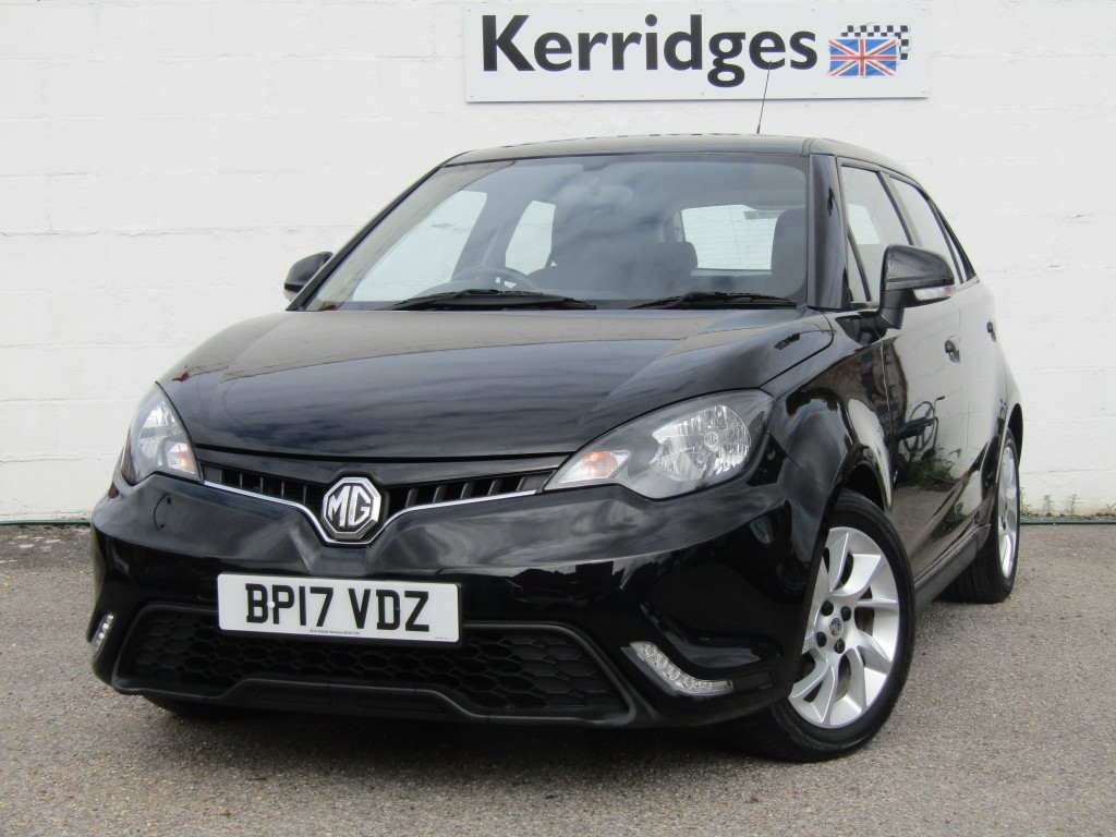 used MG 3 Form Sport 1.5 VTi-Tech 5 door in suffolk