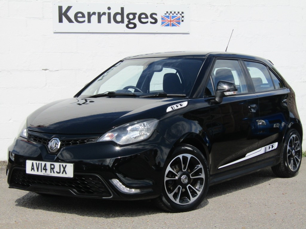 used MG 3 3 Style 1.5 VTi-Tech 5 door in suffolk