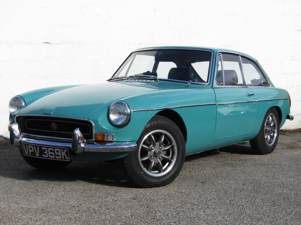 used MG MGB GT in suffolk