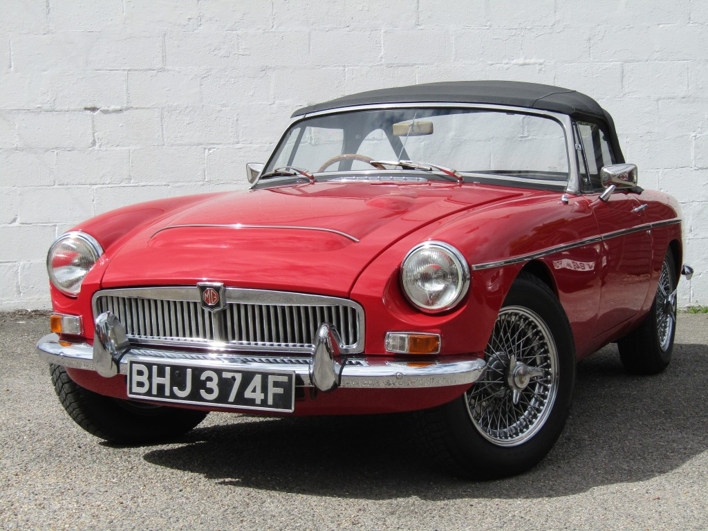 used MG Roadster C Roadster in suffolk
