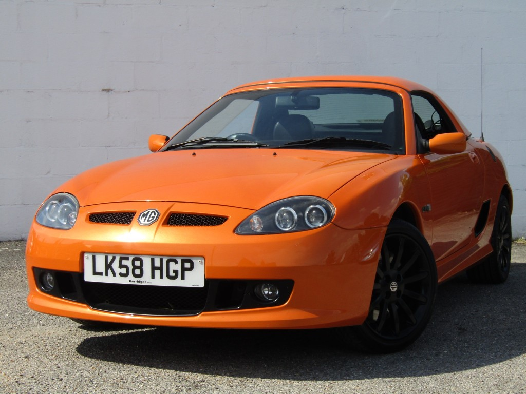 used MG TF 135 LE 500 in suffolk