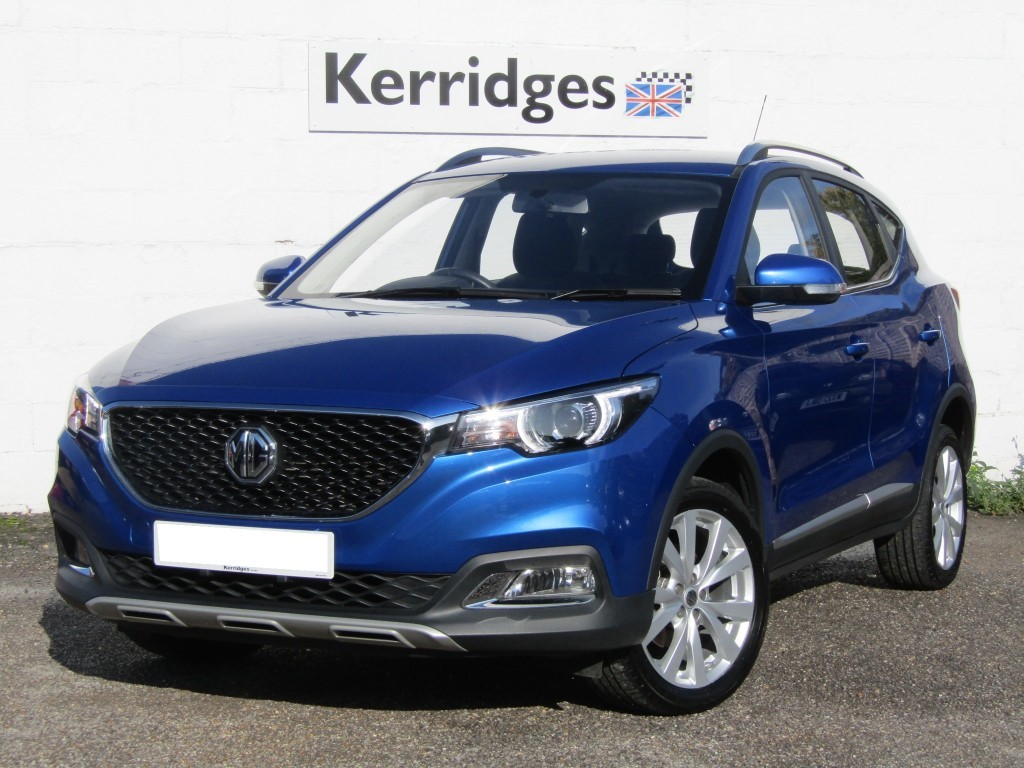 used MG ZS Excite 1.0 GDi Auto 5 door in suffolk