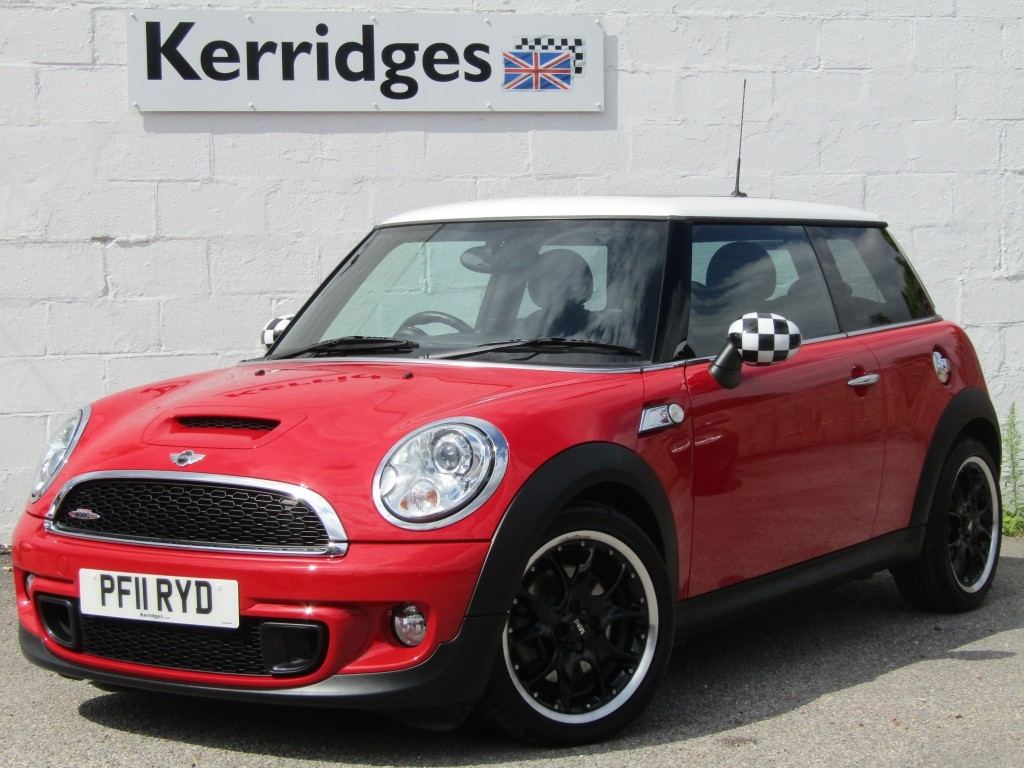 used MINI Cooper S 1.6 3 door John Cooper Works engine in suffolk