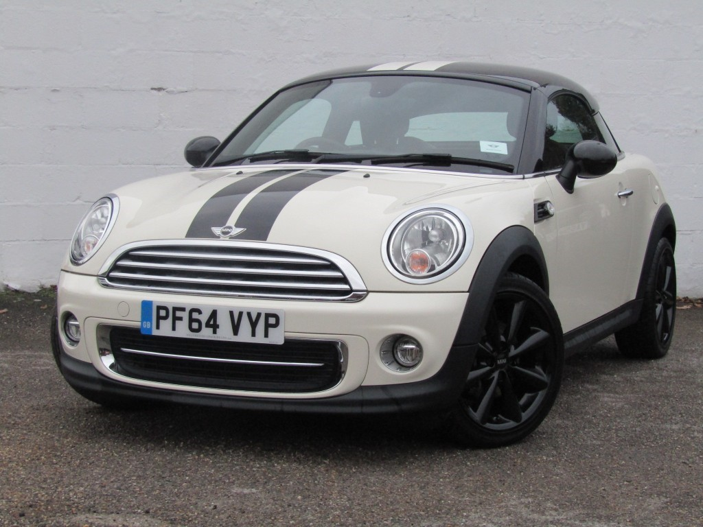used MINI Coupe 1.6 Cooper Coupe in suffolk