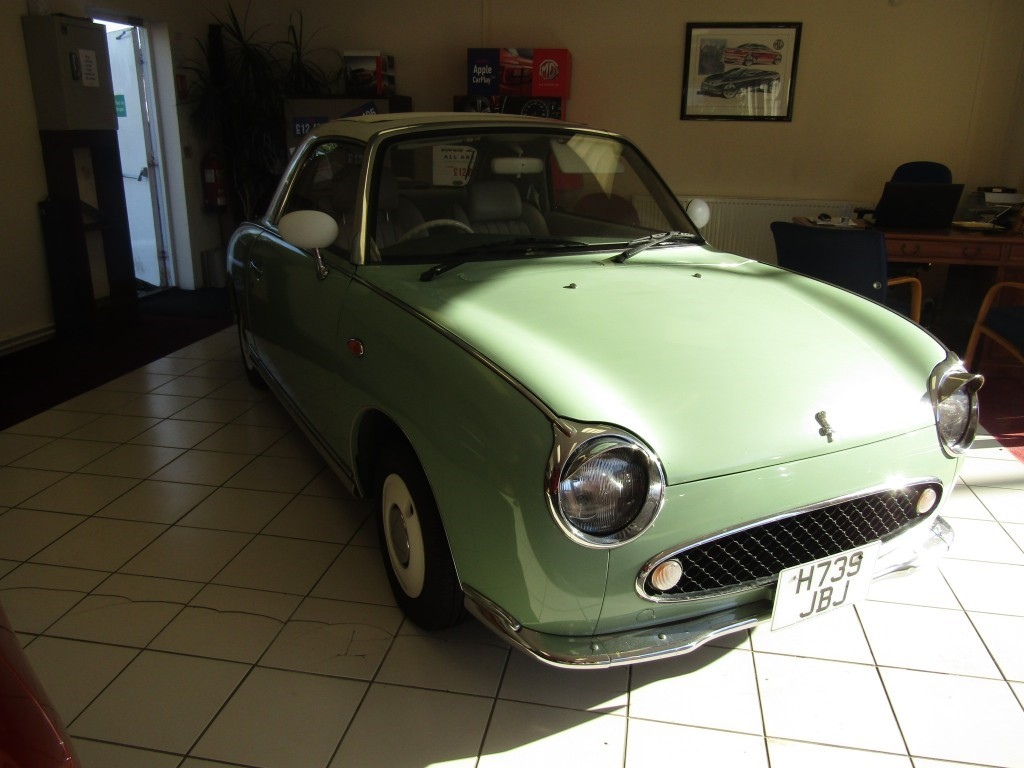 used Nissan Figaro  in suffolk