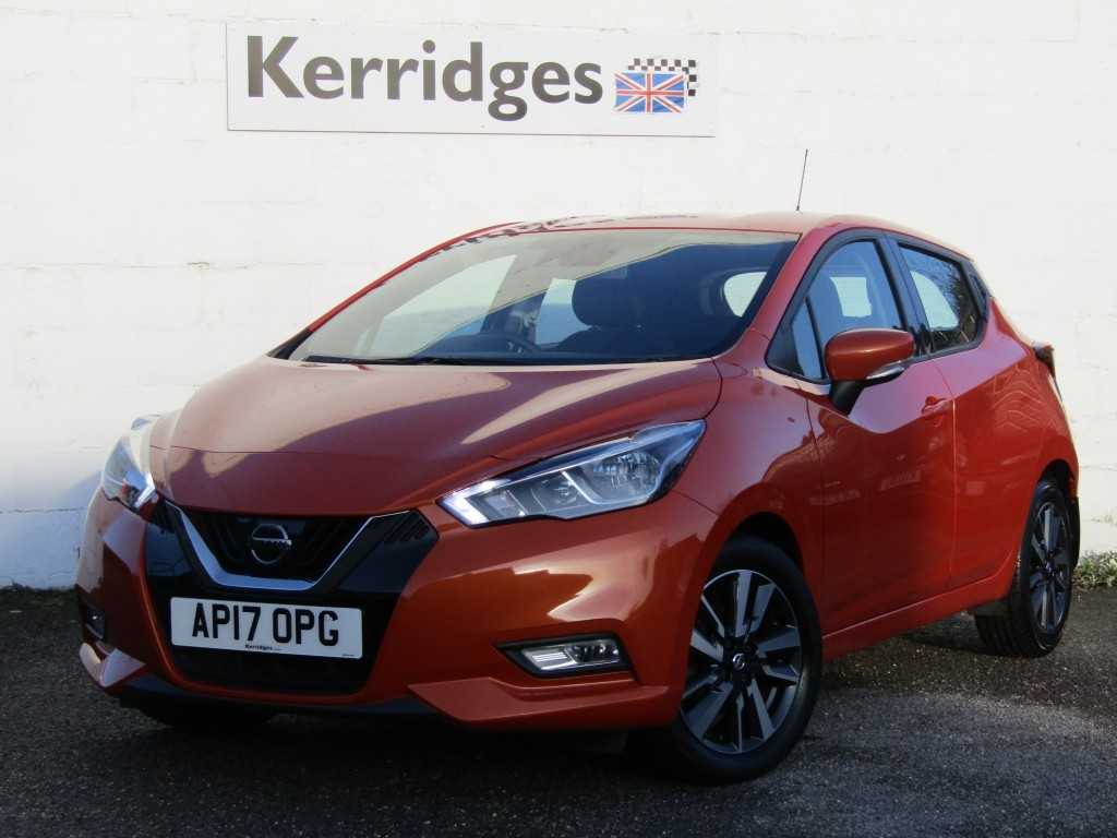 used Nissan Micra 1.0 Acenta 5 door in suffolk
