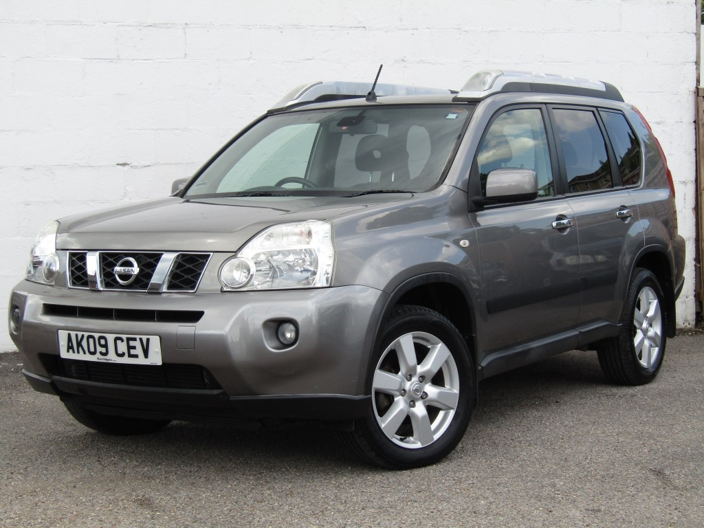 used Nissan X-Trail 2.0 DCi Sport Expedition X Estate in suffolk