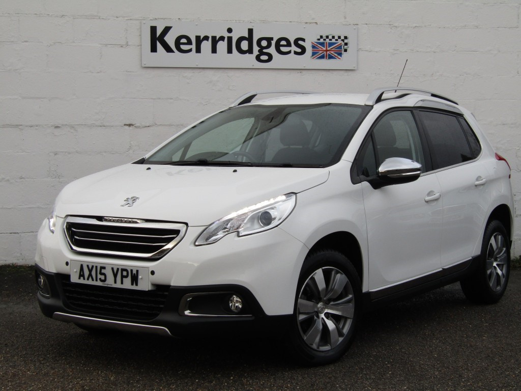 used Peugeot 2008 1.2 PureTech Allure 5 door in suffolk