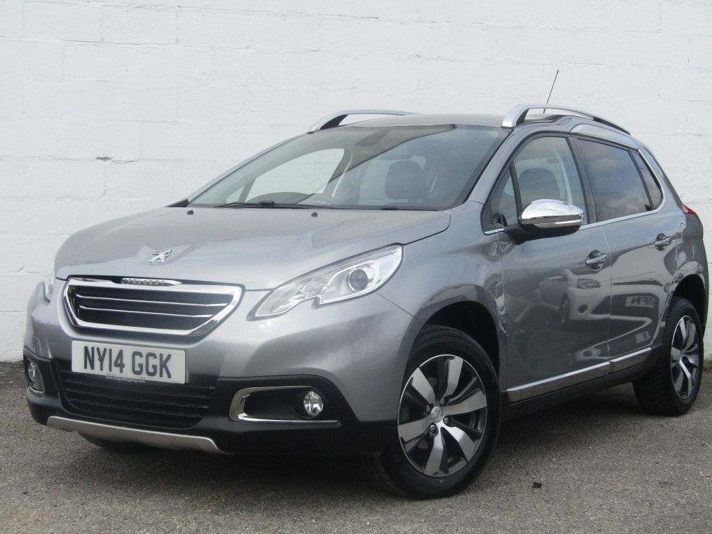 used Peugeot 2008 Allure 1.5 e-HDi 5 door in suffolk