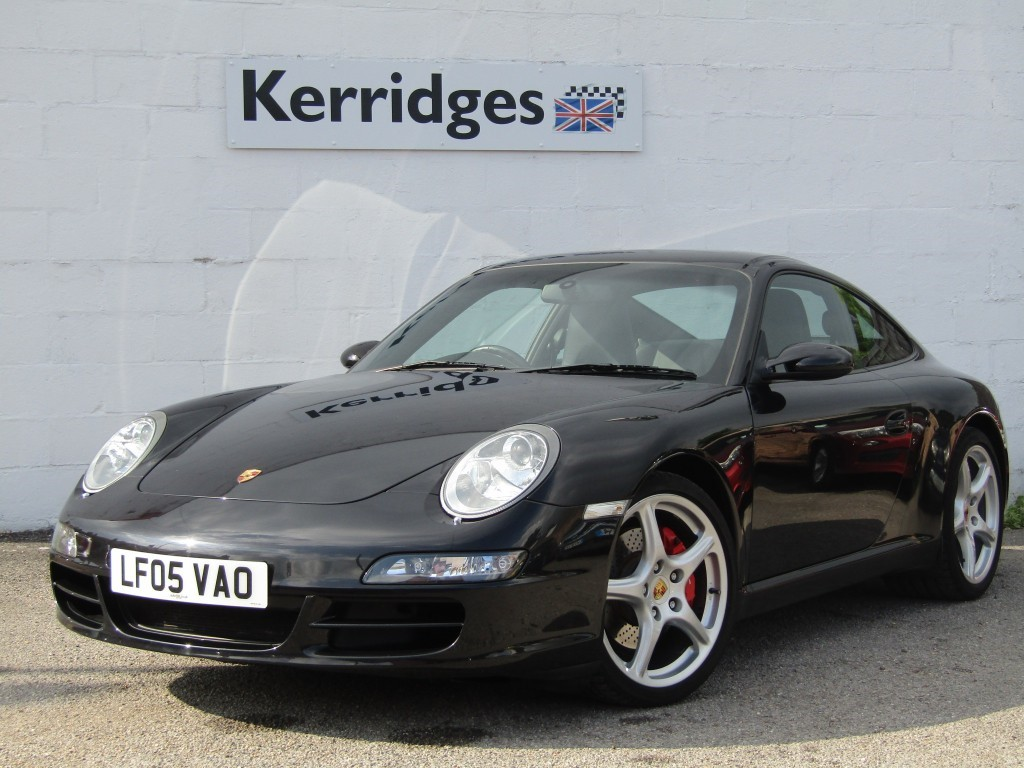 used Porsche 911 [997] Carrera 2 3.8 S Tiptronic Coupe in suffolk