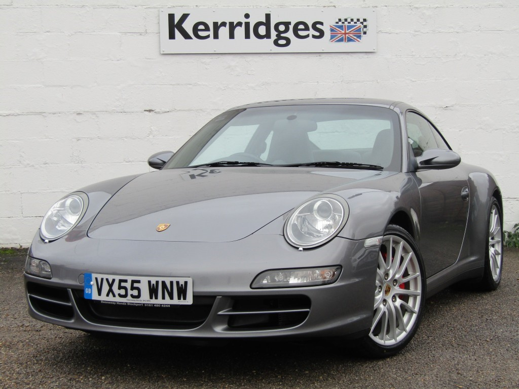 used Porsche 911 Carrera 4 S Manual Coupe in suffolk