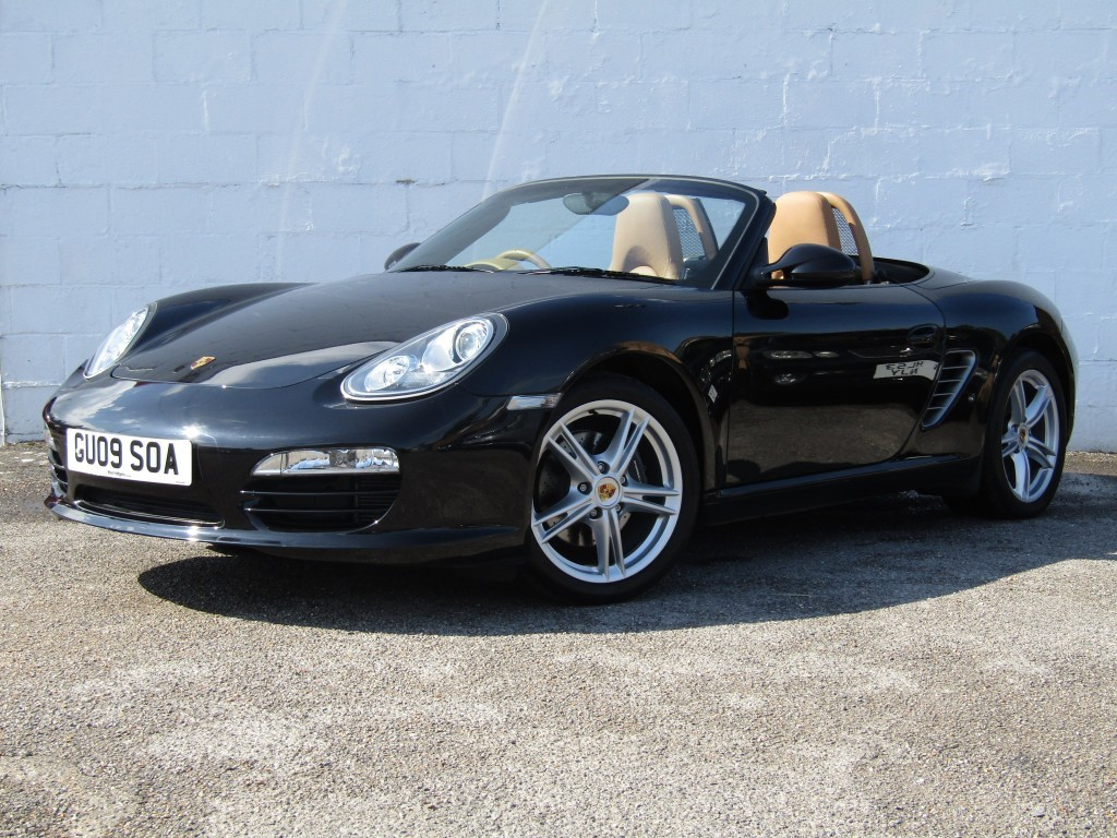 used Porsche Boxster 2.9 [987] PDK Convertible in suffolk
