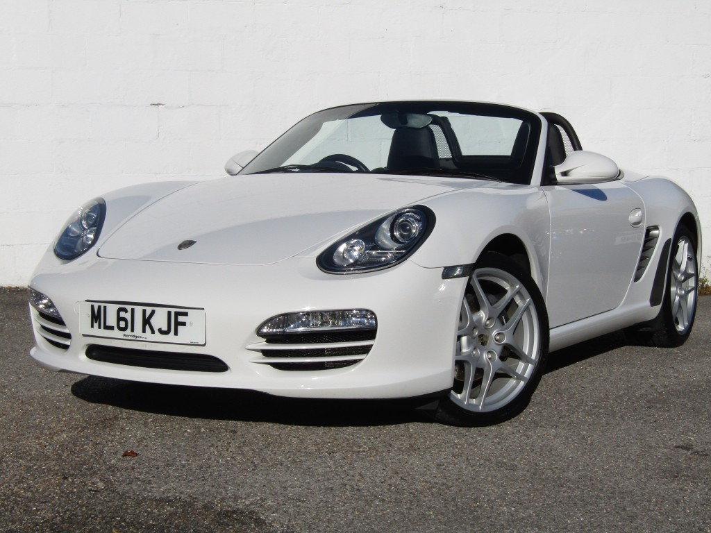 used Porsche Boxster 2.9 PDK [987] in suffolk