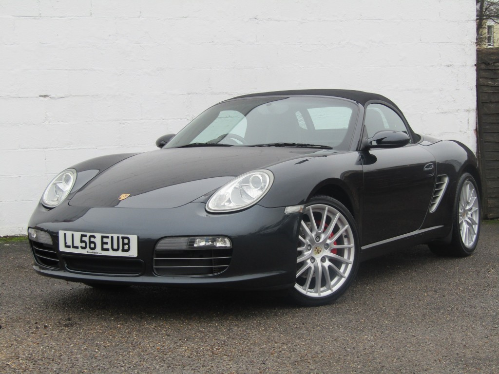 used Porsche Boxster 3.4 S [987] in suffolk