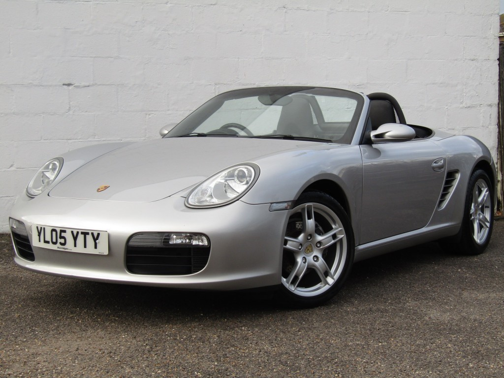 Used Porsche Boxster For Sale Ipswich Suffolk